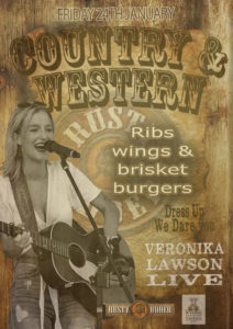 Country Western VERONICA lAWSON